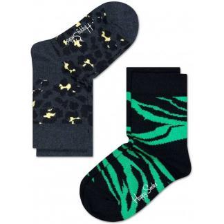 2 paar Happy Socks sokken voor baby's