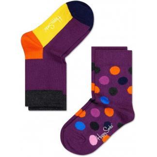 2x Happy Socks sokken - paars