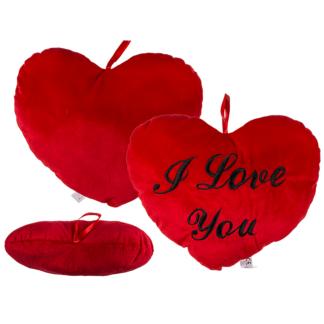 Hartjes Kussen - I Love You