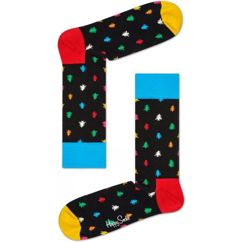 Happy Socks Christmas Tree Sokken