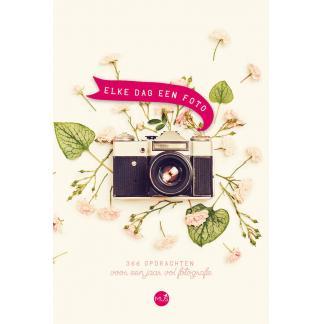Elke dag een foto - 366 fotografie opdrachten journal/boek