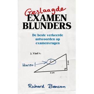 Geslaagde examenblunders - De beste verkeerde antwoorden op examenvragen