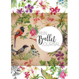 Mijn Bullet Journal - vogels