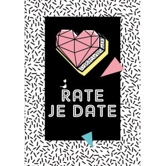 Rate je date