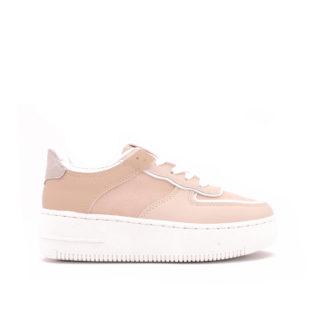 A-Force 1 Sneakers, Beige