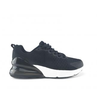 A-Max 270 Sneakers, Zwart/Wit