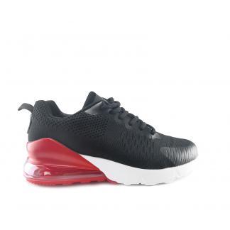 A-Max 270 Sneakers, Zwart/Roze