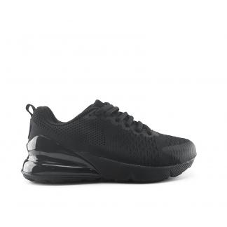 All Black A-Max 270 Sneakers, Zwart
