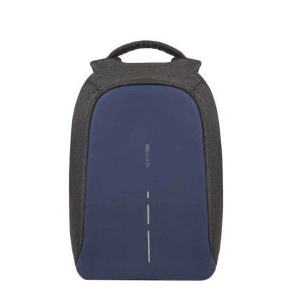 Anti-diefstal rugzak - Blauw - XD Design Bobby Compact