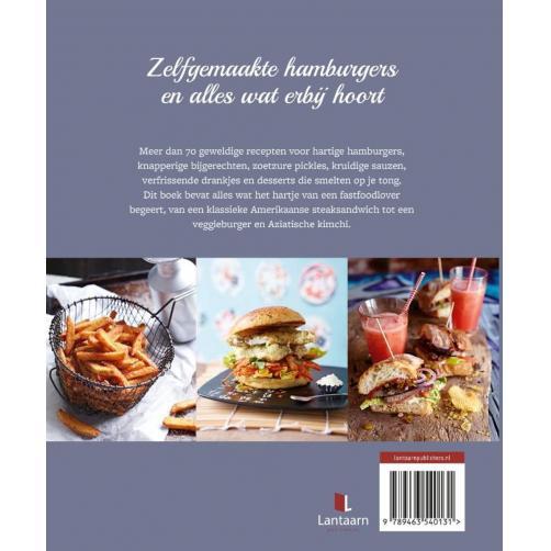 Burgers kookboek - achterkant