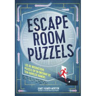 Escape Room Puzzels Boek