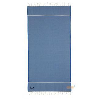 XL Hamamdoek - Fouta Es Vedra - blauw