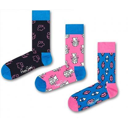 Happy Socks & André Giftbox - Inhoud
