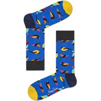 Happy Socks Bird sokken - blauw