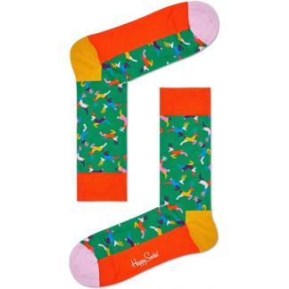 Happy Socks Happy Holidays - Christmas Reindeer Sokken