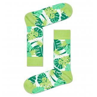 Happy Socks Bladeren - groen