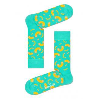 Happy Socks Macaroni Sokken, Mintgroen