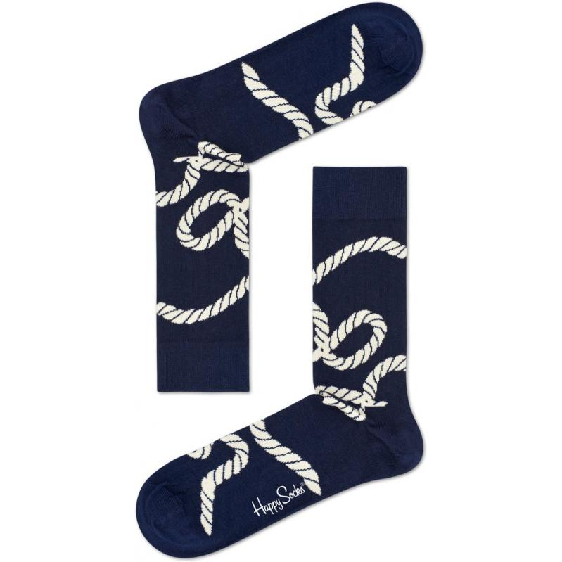Happy Socks Nautical Giftbox - Rope sokken