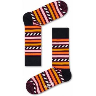 Happy Socks Stripe & Stripe sokken