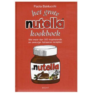 Het grote Nutella kookboek - Paola Balducchi