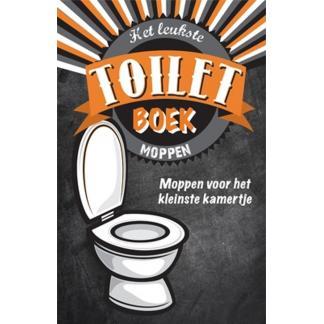 Het leukste toilet boek - Moppen