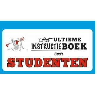 Het ultieme instructieboek voor studenten