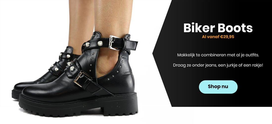 Shop Biker Boots bij Expo XL