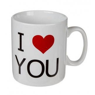 I love you - XL mok