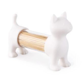 Tandenstokerhouder - Kat