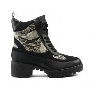 LV-3 Platform Desert Boots, Snake