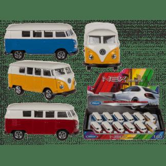 Volkswagen T1 Bus 1963 Modelauto
