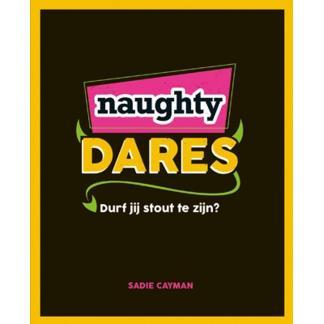 Naughty Dares - het boekje met leuke uitdagingen