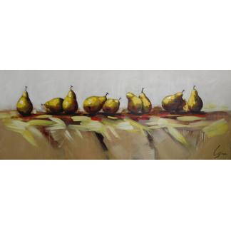 Peer Stilleven - Canvas schilderij - Olieverf