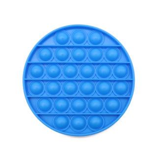POP IT® Fidget, Rond, Blauw