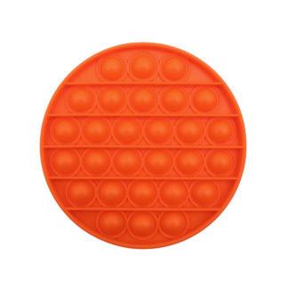 POP IT® Fidget, Rond, Oranje