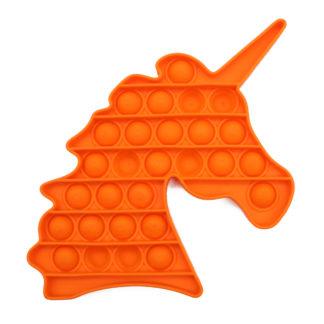 POP IT® Fidget, Unicorn, Oranje