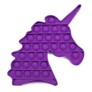 POP IT® Fidget, Unicorn, Paars