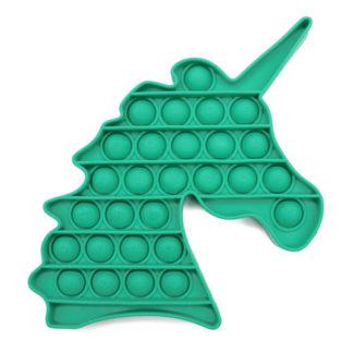 POP IT® Fidget, Unicorn, Groen