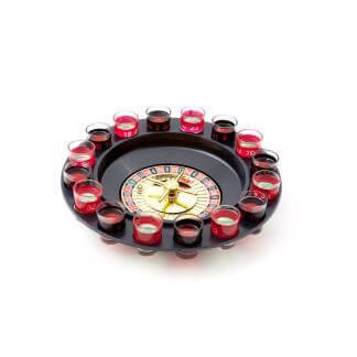 Roulette Drankspel
