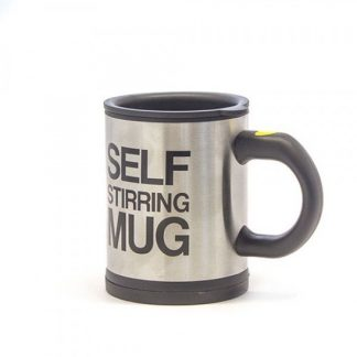 Self stirring mug - Zelf roerende mok