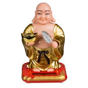 Solar Figuur - Boeddha