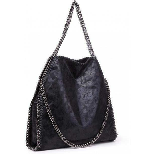 Stella - Shopper tas - Zwart
