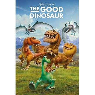 The Good Dinosaur - Poster