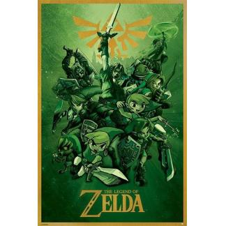 The Legend of Zelda: Link - Maxi Poster