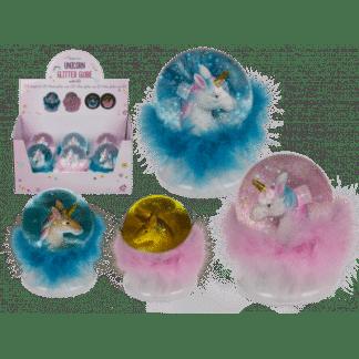 Unicorn Glitterbol